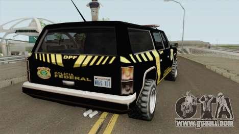 Fbiranch - Policia Federal for GTA San Andreas