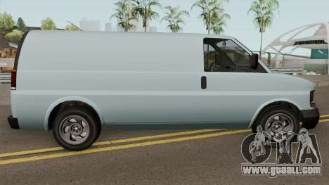 Vapid Speedo GTA V for GTA San Andreas
