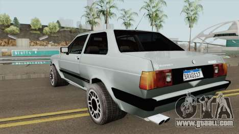 Volkswagen Voyage Super 1.8 1986 for GTA San Andreas