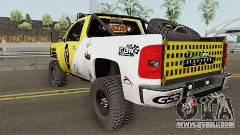 Chevrolet Silverado Off Road for GTA San Andreas