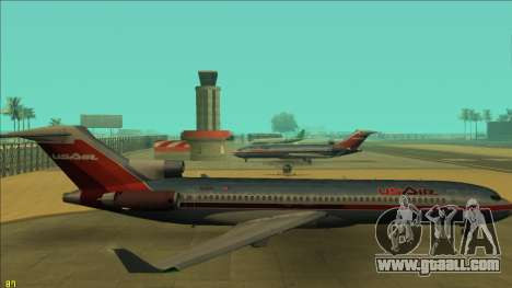 Boeing 727-200 USAir for GTA San Andreas