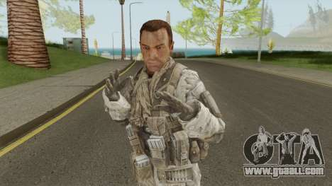 Officer (Spec Ops: The Line) for GTA San Andreas