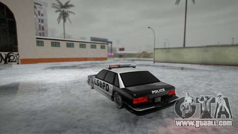 Police LS Low for GTA San Andreas