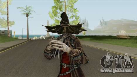 Scarecrow (DC Comics) for GTA San Andreas