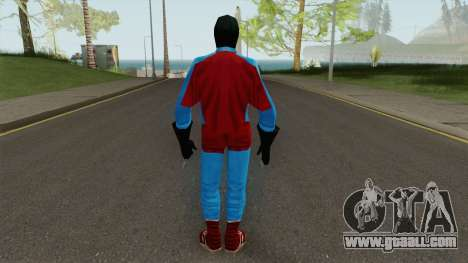 PS2 LCS Beta Toni Outfit 3 for GTA San Andreas