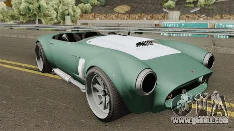 Declasse Mamba (r2) GTA V IVF for GTA San Andreas