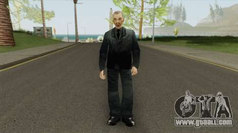 Kenji (GTA III) for GTA San Andreas
