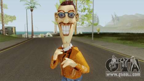 Gustave - 3D Movie Maker (Microsoft) for GTA San Andreas