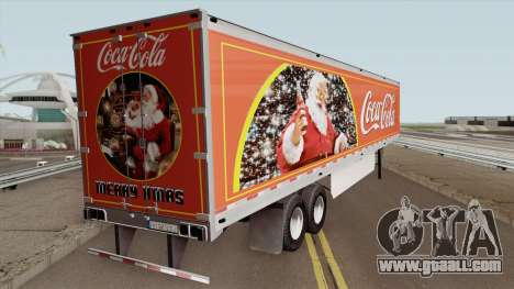 Trailer Coca Cola for GTA San Andreas