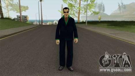 LCS Yakuza v1 for GTA San Andreas
