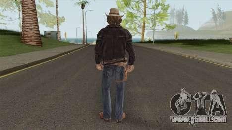 Thomas McCall From Call of Juarez for GTA San Andreas