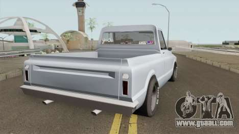 Chevrolet C10 V8 for GTA San Andreas