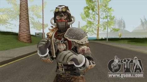 GTA Online Arena War Skin 1 for GTA San Andreas