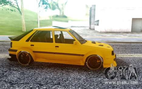 Proton Iswara for GTA San Andreas