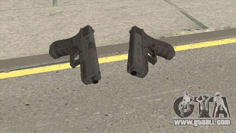 Glock P80 HQ for GTA San Andreas