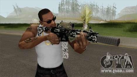 Assault Rifle GTA V for GTA San Andreas