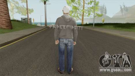 Tom Hardy As Eddie Brock for GTA San Andreas
