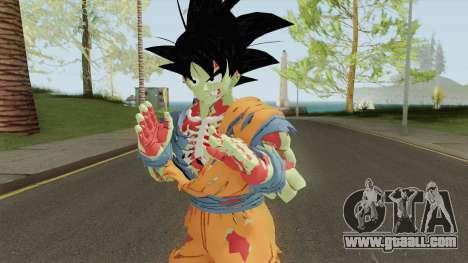 Zombie Goku From DB Xenoverse (Xenoverse) for GTA San Andreas