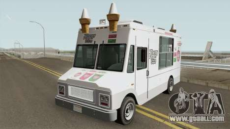 Mr. Tasty GTA IV for GTA San Andreas