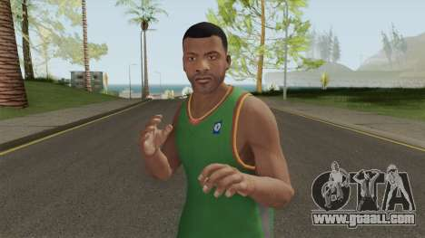 Franklin Casual GTA V for GTA San Andreas