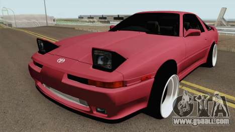 Toyota Supra MK3 JZA70 for GTA San Andreas