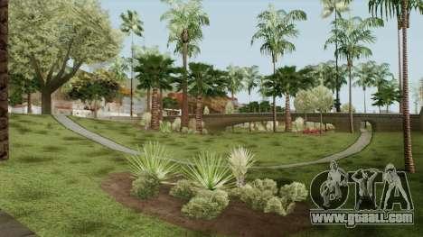 Mobile Vegetation for PC for GTA San Andreas