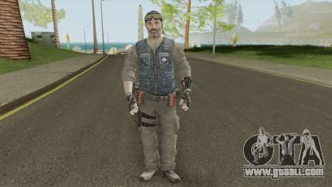 ISA Shotgun (Call of Duty: Black Ops 2) for GTA San Andreas