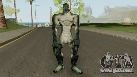Ninja Lizard Player Skin for GTA San Andreas