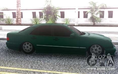Mercedes-Benz E55 for GTA San Andreas