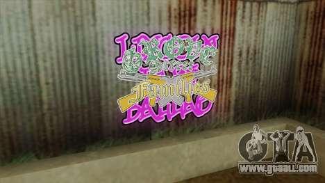 New Tags for GTA San Andreas