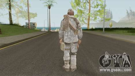 Skin 2 (Spec Ops: The Line - 33rd Infantry) for GTA San Andreas