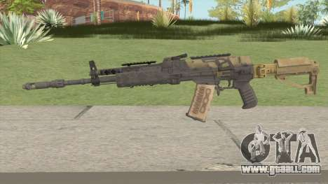 Call of Duty Black Ops 4: KN-57 for GTA San Andreas