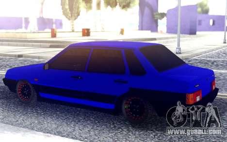 VAZ 2199 for GTA San Andreas