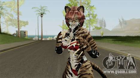 Marygold (Unreal Tournament 3 Cat) for GTA San Andreas