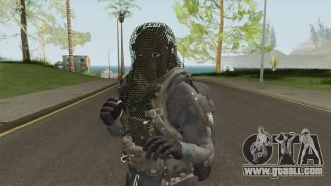 Skin Random 122 (Outfit The Division) for GTA San Andreas