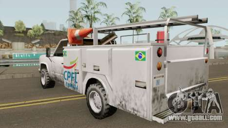 Utility CPFL Energia TCGTABR for GTA San Andreas