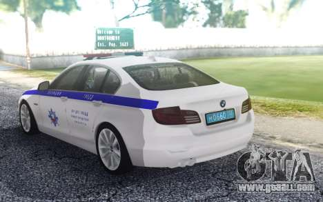 BMW 530 TRAFFIC for GTA San Andreas