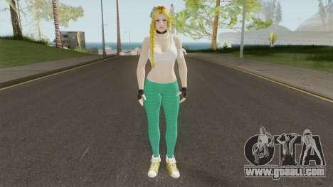 Helena DOASLR for GTA San Andreas