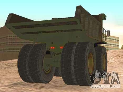 Terex 3309 78 for GTA San Andreas