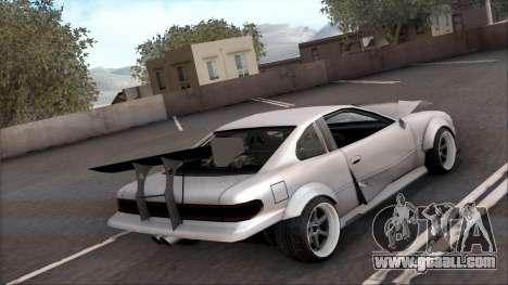Alpha 3kGT for GTA San Andreas