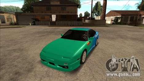 1998 Nissan 180SX Type X for GTA San Andreas