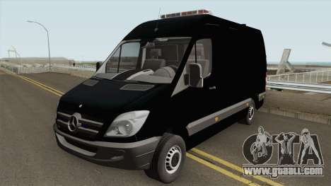 Mercedes-Benz Sprinter Magyar Rendorseg for GTA San Andreas