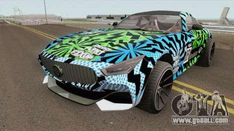 Benefactor Schlagen GTR GTA V IVF for GTA San Andreas