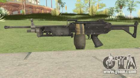 Rekoil FN-Minimi for GTA San Andreas