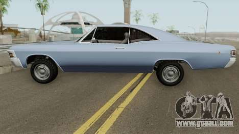 Declasse Impaler GTA V for GTA San Andreas