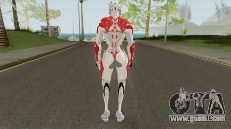 Hellion Tier 5 From Lawbreakers for GTA San Andreas