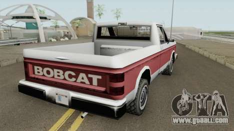 PS2 Bobcat for GTA San Andreas