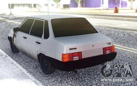 VAZ 21099 Broken for GTA San Andreas