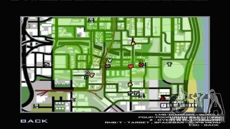 Casa Em CJ for GTA San Andreas