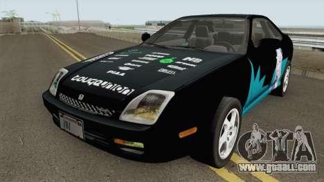 Honda Prelude Mk5 1998 (US-Spec) for GTA San Andreas